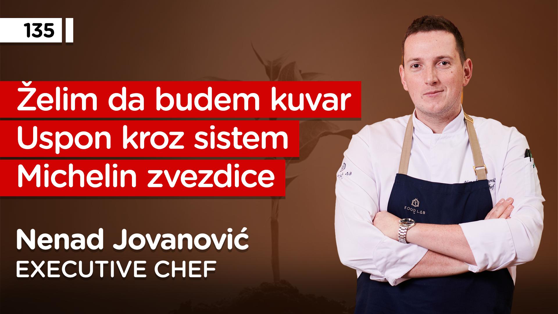 EP135: Nenad Jovanović